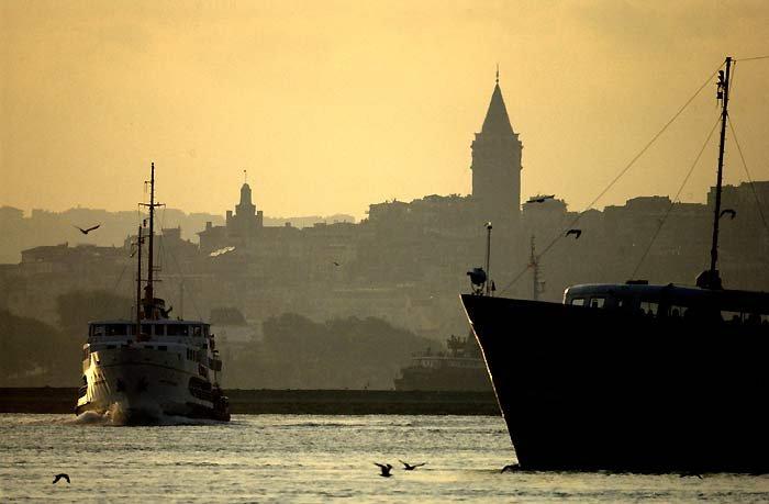 مناظر مدينه اسطنبول